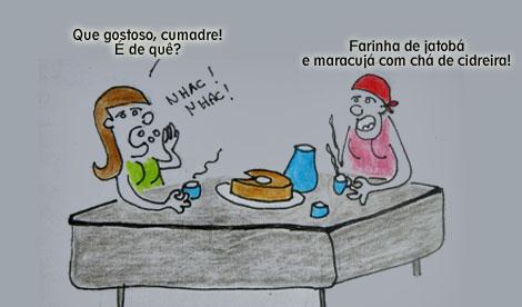 Alimentação permacultural