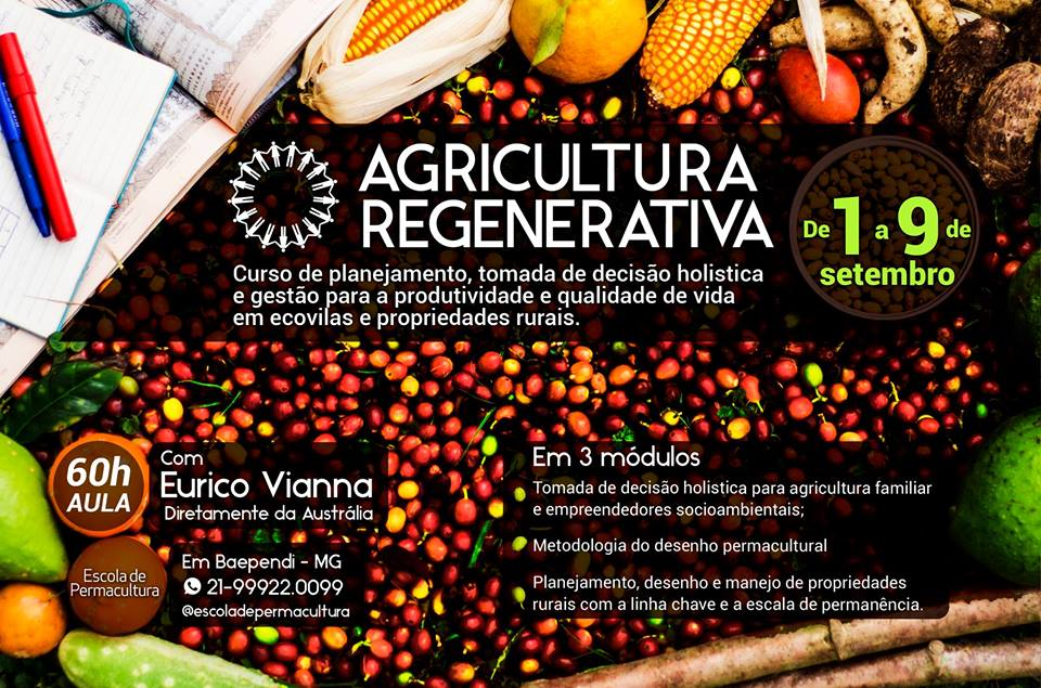 Curso Agricultura Regenerativa